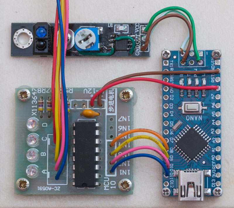 arduino-startracker-electronics